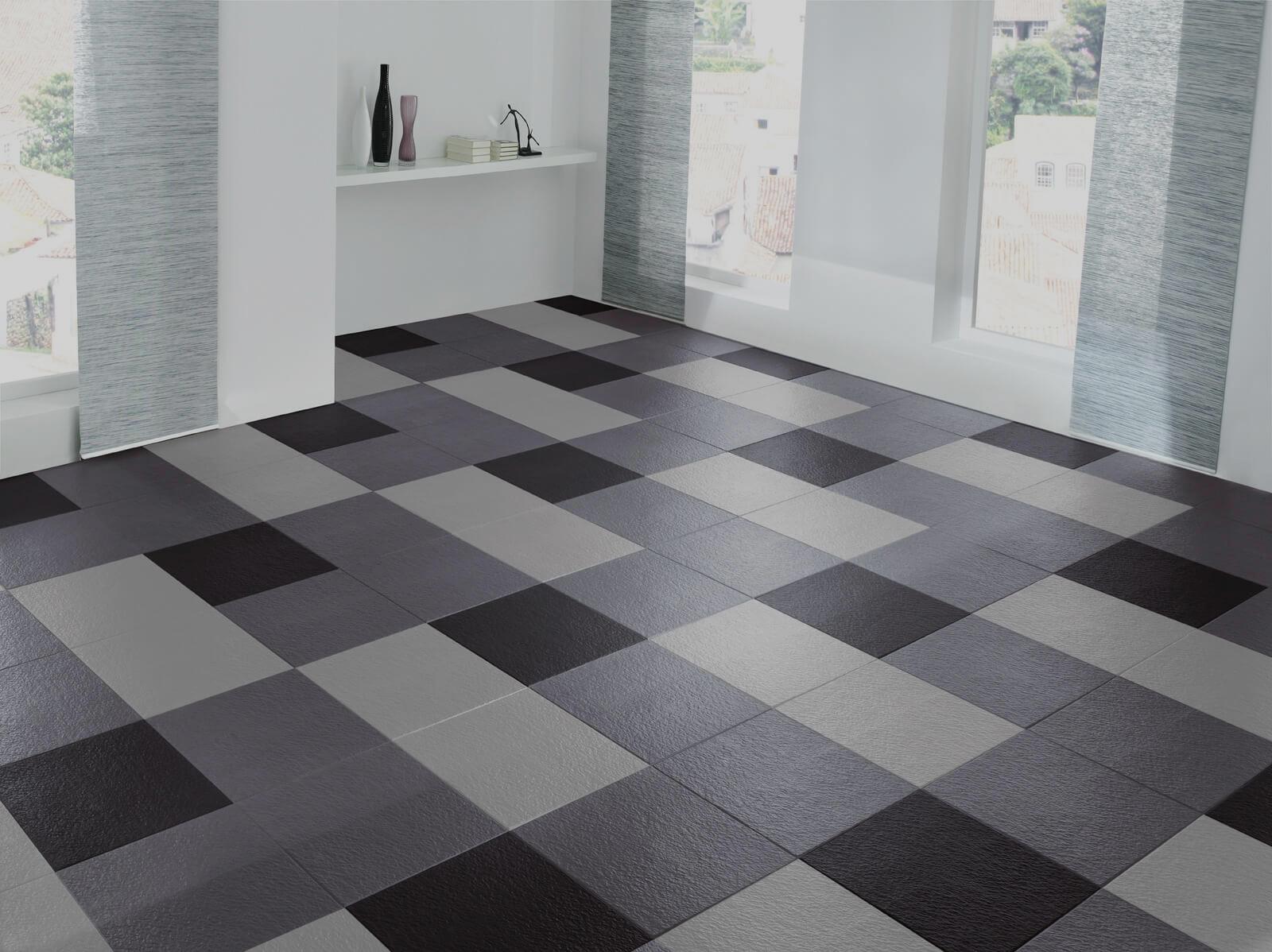 dalle pvc tout savoir sur le rev tement de sol en pvc. Black Bedroom Furniture Sets. Home Design Ideas
