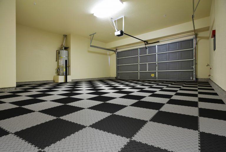 revêtement de sol en dalle pvc pour garage  dallepvcfr